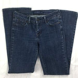 Slight Curve Classic Boot Cut Medium Wash Jeans